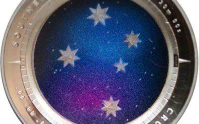 Médaille australienne Croix du sud